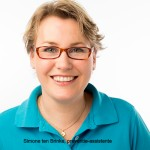 Simone ten Brinke, preventieassistente, tandartsenpraktijk Delden, MRA