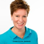 Christel Schutte, assistente, tandartsenpraktijk Delden, MRA